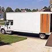 demenageur camion