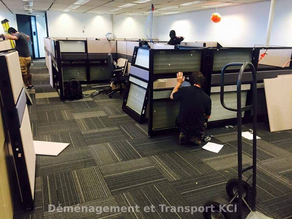 demenagement bureau